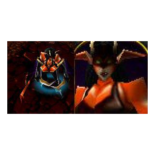 Суккуба в <i>Warcraft III: The Frozen Throne</i>.