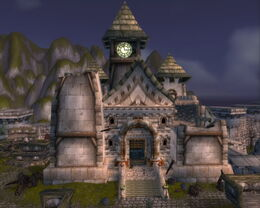 Stromgarde Town Hall