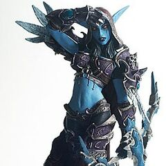 The Sylvanas Windrunner <a class=