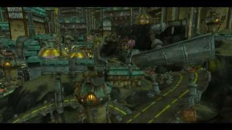 World of Warcraft Cataclysm Introduction des Gobelins