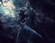 World of warcraft arthas by hangekyonozero