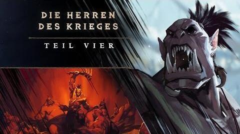 Herren des Krieges Teil vier – Kilrogg