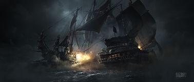 Bitwa morska u wybrzeży Pandarii