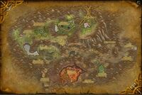Mont Hyjal map cata