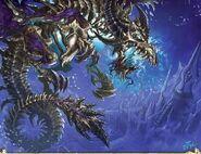 Sindragosa, the Frost Queen TCG