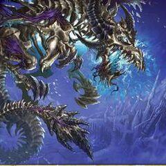 Синдрагоса, Королева Ледяных Драконов.