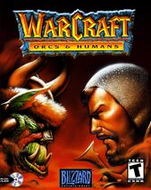Warcraft I - Cover
