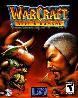 Warcraft I - Cover