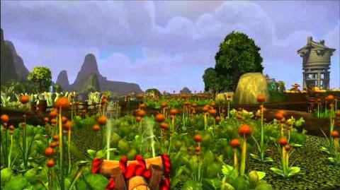 World of Warcraft Mists of Pandaria Valley of the Four Winds