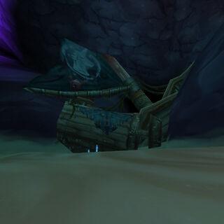Заброшенный туннель, который в дополнении Wrath of the Lich King будет вести игроков в Очищение Стратхольма