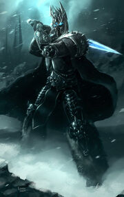 Lich King by EspenG