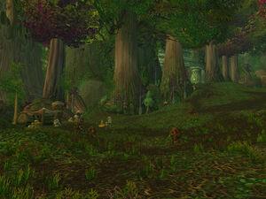 Thislefur Village