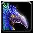Ability mount cockatricemount blue