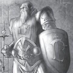 Wysoki Dowódca Bolvar Fordragon