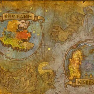 Kosmiczna mapa <a href=