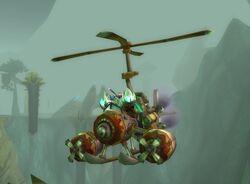 Engineering-flying-mount