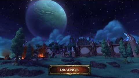 Warlords of Draenor la recréation d'un monde