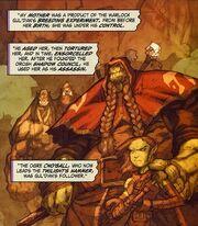 Guldan-comics