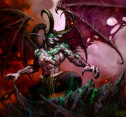 Person Illidan Stormrage