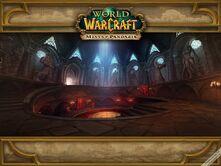 Scarlet Halls loading screen
