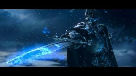 World of Warcraft Wrath of the Lich King Cinematic Trailer