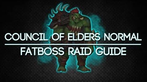 Council of Elders 10 Man Normal Throne of Thunder Guide - FATBOSS