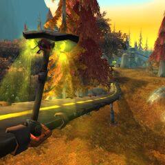Ракетная дорога гоблинов