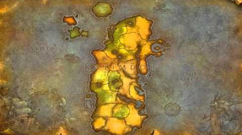 Cataclysm - Cataclysm Kalimdor Map Portal