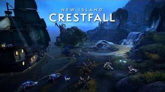 Crestfall Exploration - Island from Warcraft II - Rise of Azshara 8.2