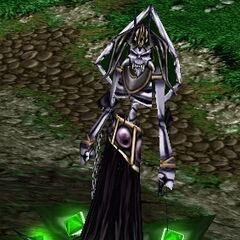 Lisz w <i>Warcraft III: Reign of Chaos</i>