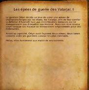 La saga des Valarjar 15