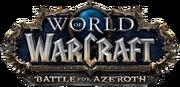 World of Warcraft - Battle for Azeroth Logo