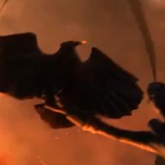 Statua Allerii w Intro <i>World of Warcraft Cataclysm</i>
