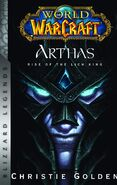 Arthas Rise of the Lich King-Cover2019