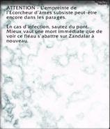 Affiche (Hall des Morts honorés) 4