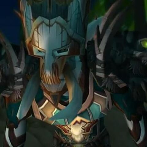 Вол'джин отказывается от предложения Зула о идеи создания Империи Троллей.