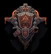 Герб дворфов из клана Чёрного Железа