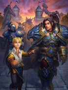 Anduin Varian Chronicle