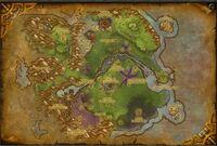 Hautes-terres du Crépuscule map cata