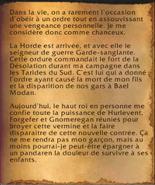 Journal du haut maréchal Doublenattes