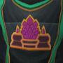 Гербовая накидка Теразан