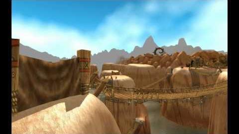 Gadgetzan & Thousand Needles HD - World of Warcraft Cataclysm