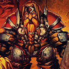 Magni Bronzebeard in <i>Ashbringer</i>.
