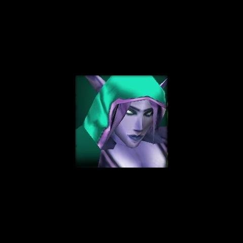 Шандрис в Warcraft III.
