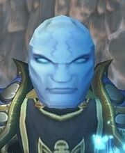 Тонкая мужская маска дренея