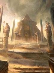 Bastion-forgé par les titans Uldum