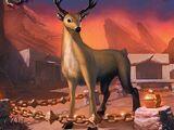 Метцен - северный олень