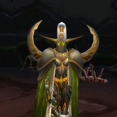Модель Майев в World of Warcraft до <a class=