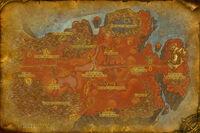 Péninsule des Flammes infernales map bc