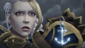 SPOILER Cinematic im Spiel Die Rückkehr der Hoffnung Kul Tiras Battle for Azeroth (DE)